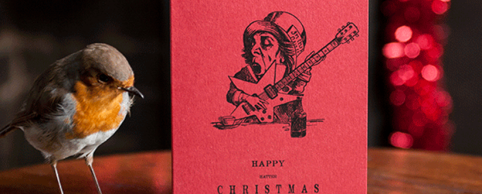 Happy Hatter Christmas ep by The Real Tuesday Weld