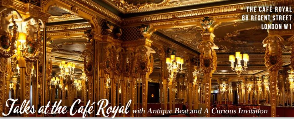 2016 DATES AT THE CAFÉ ROYAL