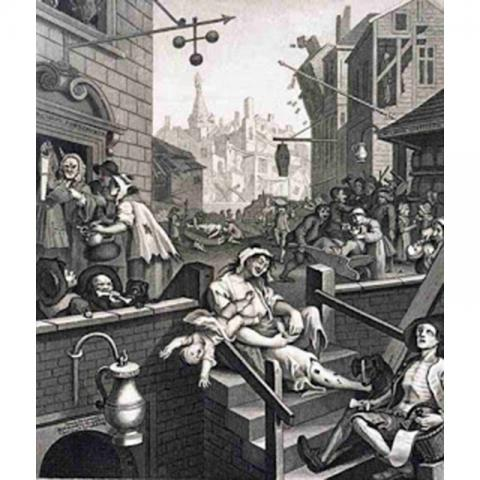 SALON NO. 31: HOGARTH'S LONDON